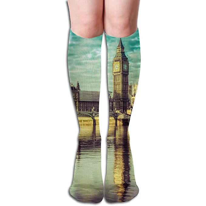 7c2e5ab341 Tube High Keen Sock Boots Crew Big Ben Compression Socks Long Sport  Stockings at Amazon Women's Clothing store: