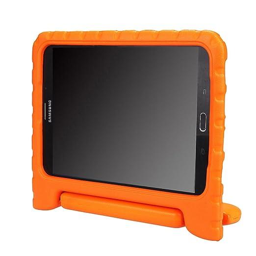 5 opinioni per NEWSTYLE- Custodia antiurto super protettiva per tablet, leggera, con