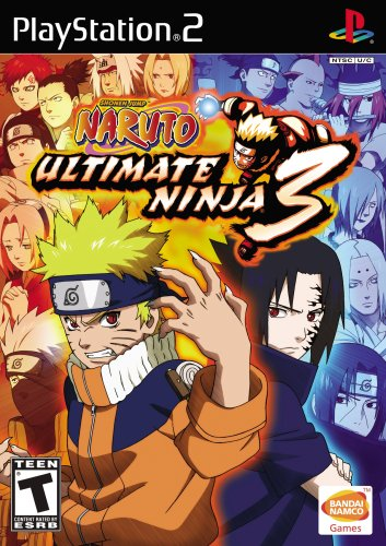 Naruto: Ultimate Ninja 3 - PlayStation ()