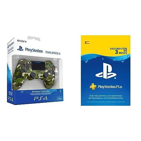Sony - Dualshock 4 V2 Mando Inalámbrico, Color Verde ...