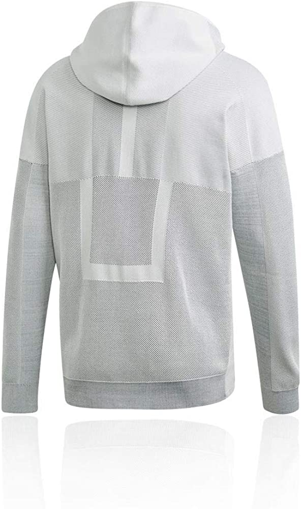 adidas Z.N.E. Parley Primeknit Hoodie - SS19 Grey