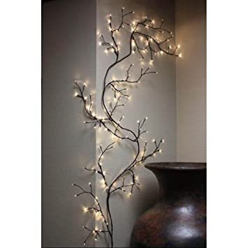 Amazon lighted willow vine home improvement aloadofball Gallery