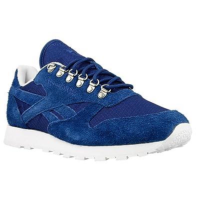 Dunkelblau Classic Schuhe Reebok Leather CTL CxBQdoeErW