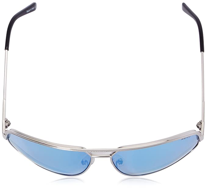 d5841f2da0e2 Amazon.com: Revo Sunglasses Revo Bono Collection Stargazer Aviator, Chrome  Blue Water 61 mm: Clothing