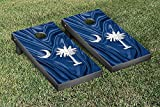 State Flag Cornhole Game Set State: South Carolina