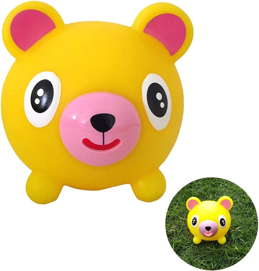 Talking Animal Kids Toy Sticking Tongue Out Stress Relieve Ball Gift Soft