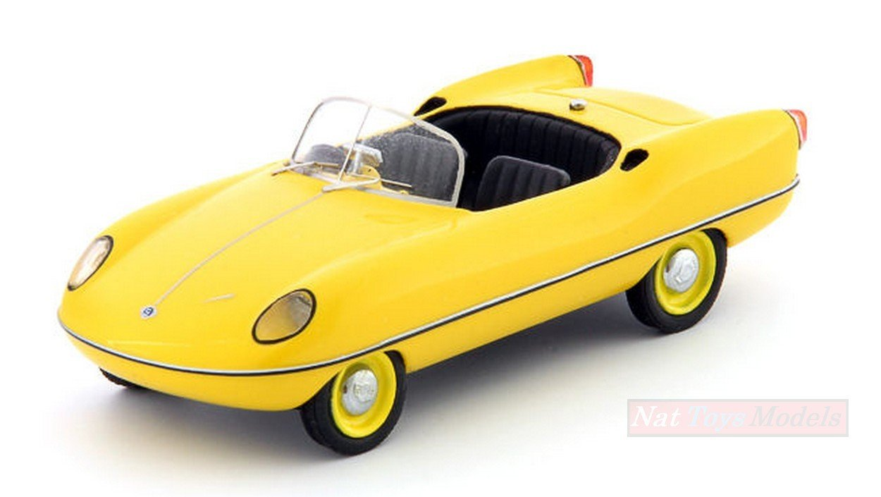 AUTOCULT ATC03001 BUCKLE DART LA GOGGO AUSTRALIANA  1957 PASTEL Gelb 1 43