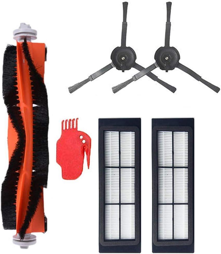 Filter Brush Rag Water Cores Kit For XIAOMI Mijia//Roborock Robot S50 S51 S55 S6