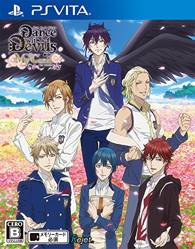 Rejet Dance with Devils My Carol PS Vita SONY Playstation JAPANESE VERSION