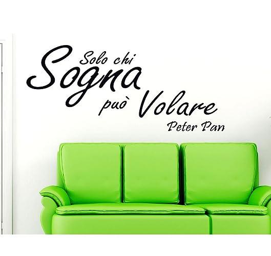 Adesivi Murali Peter Pan.Decorazione Della Casa Wall Stickers Decorazioni Adesivi Murali