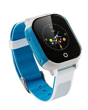 Bestie 3G Kids - Reloj inteligente para niños, con rastreador GPS, funciona