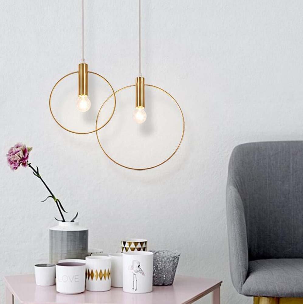 Amazon.com: Anillo candelabro nórdico moderno minimalista ...