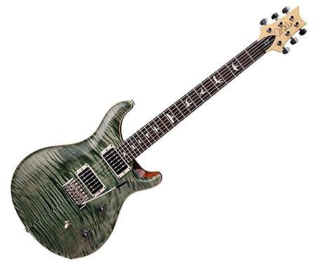 PRS CE24 Guitarra Eléctrica Patrón Thin Perno En el cuello. trampas Verde