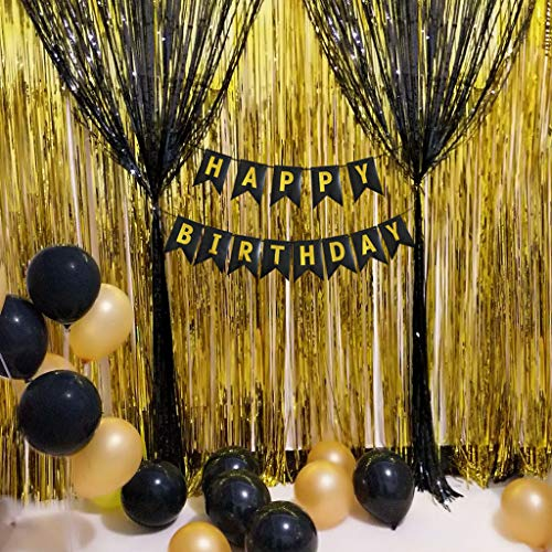 certainPL DIY Latex Balloon Set for Birthday Wedding Grad Party Supplies, Set of 25]()