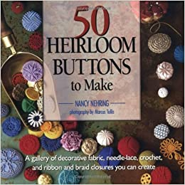 Book 50 Heirloom Buttons to Make