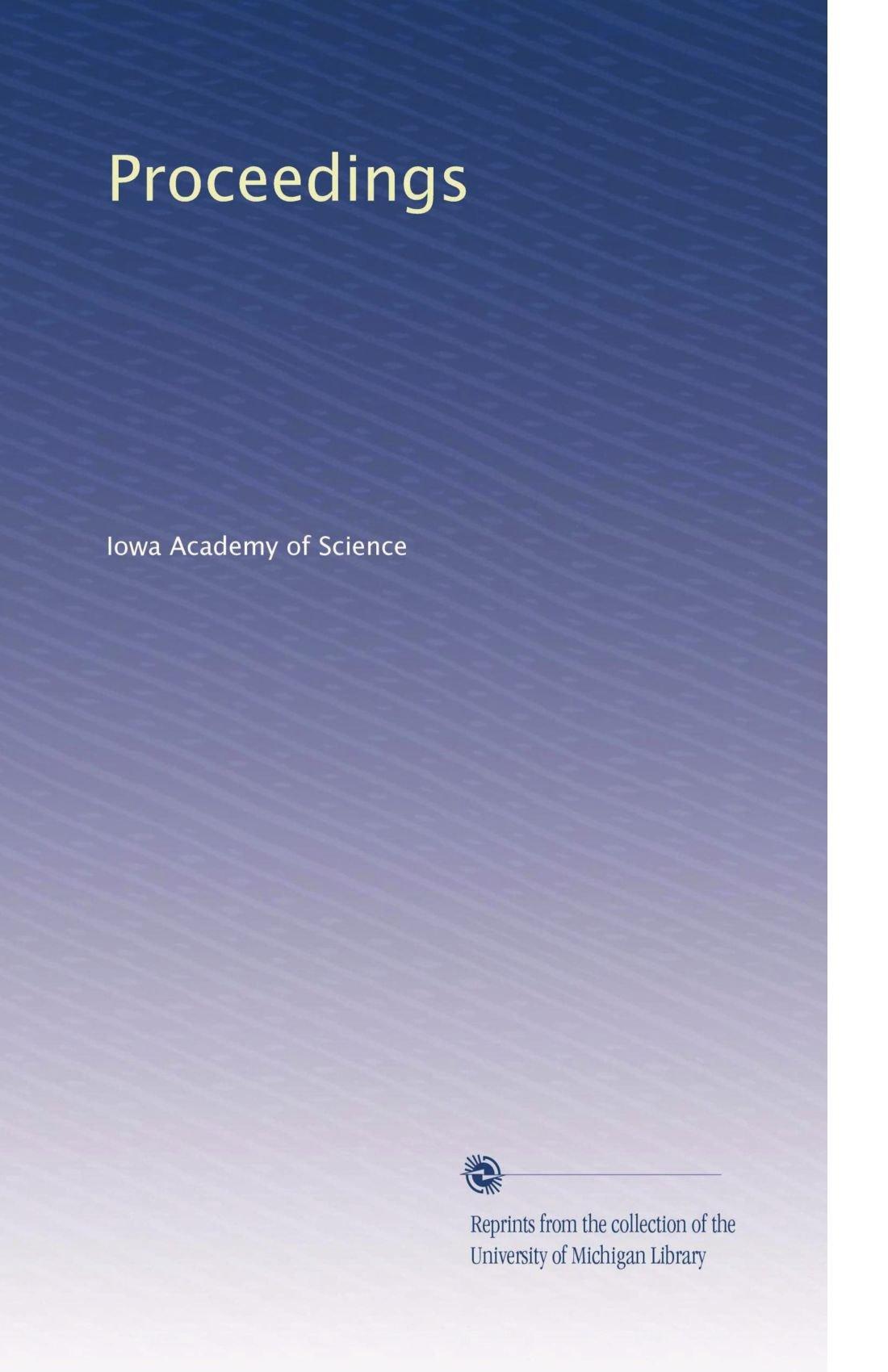 Proceedings (Volume 5) PDF