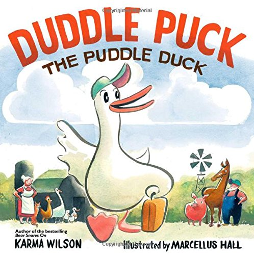 Duddle Puck: The Puddle Duck pdf