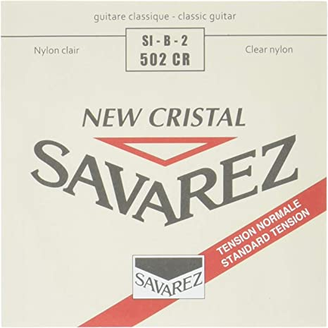 Savarez Cuerdas para Guitarra Clásica Alliance HT Classic 502CR ...