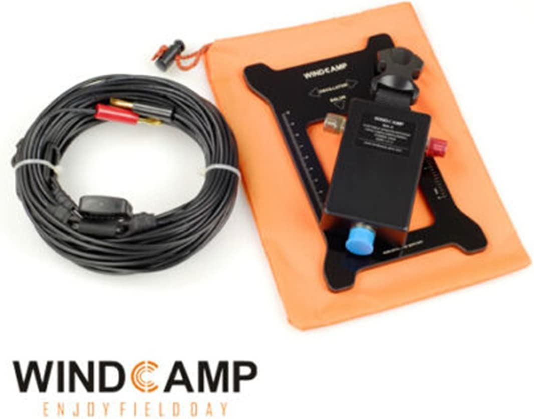 40 – 20 – 10 – 6 M 4 Band antena Windom multibanda Radio ...