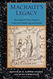 img - for Machaut's Legacy: The Judgment Poetry Tradition in the Later Middle Ages and Beyond book / textbook / text book