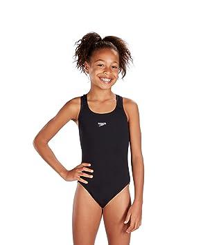 Speedo End Medalist Maillot de bain 1 pièce Fille  Amazon.fr  Sports ... 8b02358974de3