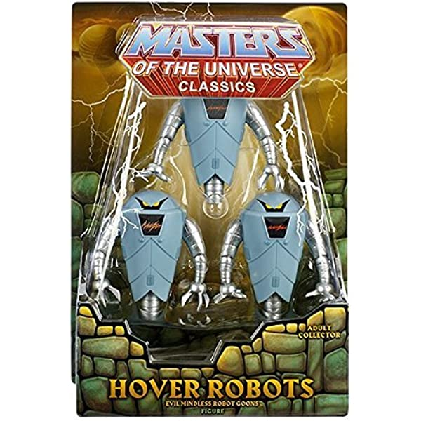 Motu Hoover Robots Masters of the Universe Classics He-Man  Moc Motuc OVP