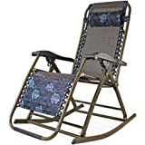 Amazon.com: Zero Gravity Chair Recliner Folding Gravity ...