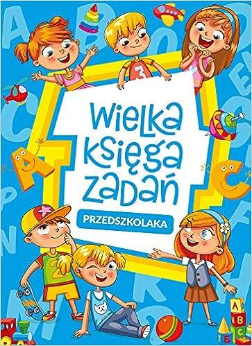 Book Wielka ksiega zadan przedszkolaka