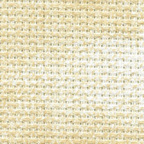 DMC Marble 14 HPI Aida Cross Stitch Fabric 677 Gold - per pack