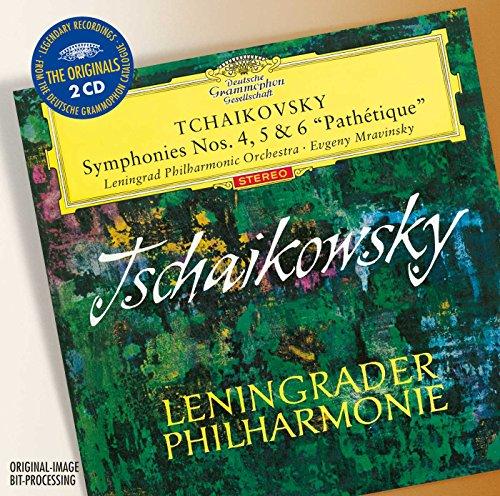 tchaikovsky symphonies - 1