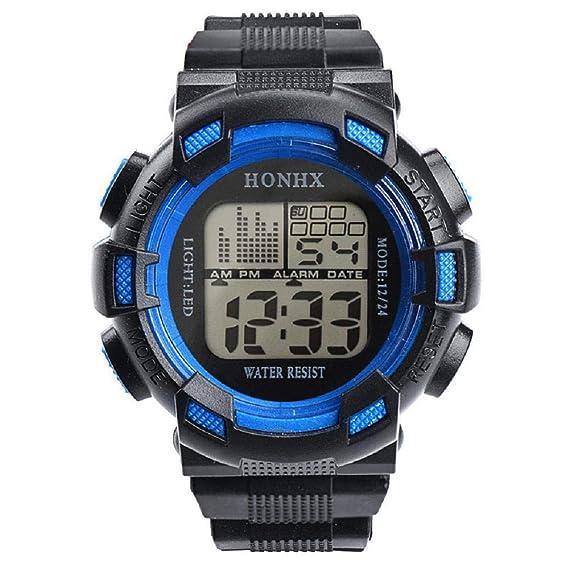 80c2844bf79311 Hot Sale!!! Firally Orologi,Moda Uomini Digitale Led Analogico Quarzo  Sveglia Data Sport Orologio Da Polso: Amazon.it: Orologi