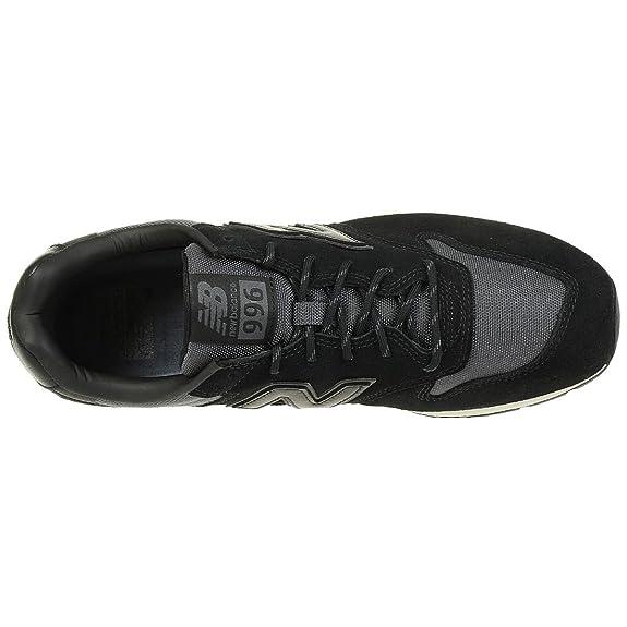 New Balance MRL996MS Classic Sneaker Trainer Black, Pointure:EUR 38