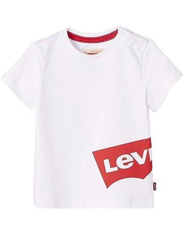 77f2e9932 Levi s kids Camiseta Bebé-para Niños
