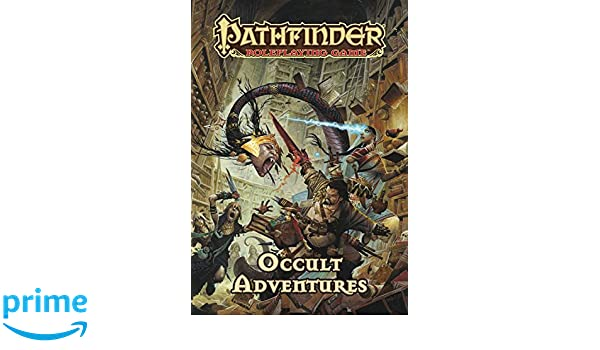 Pathfinder Roleplaying Game: Occult Adventures: Amazon.es: Bulmahn ...