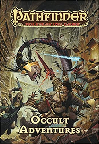 Pathfinder Roleplaying Game: Occult Adventures: Amazon.es ...