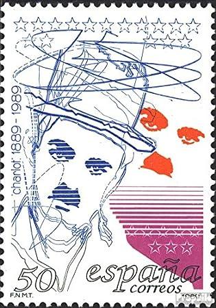 Prophila Collection España Michel.-No..: 2903 (Completa.edición.) 1989 100. cumpleaños Charlie Chaplin (Sellos para los coleccionistas) Celebridades / Cine / Teatro: Amazon.es: Juguetes y juegos