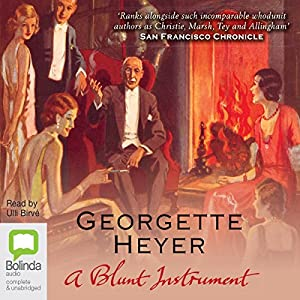 A Blunt Instrument Audiobook
