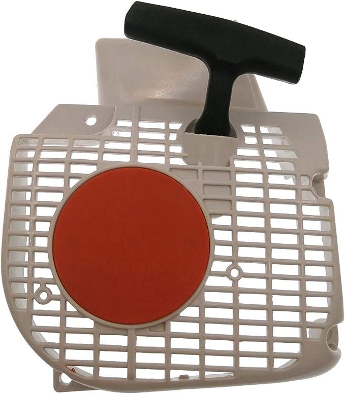 Cancanle Arrancador de Retroceso para STIHL 021 023 025 MS210 MS230 MS250 Motosierra