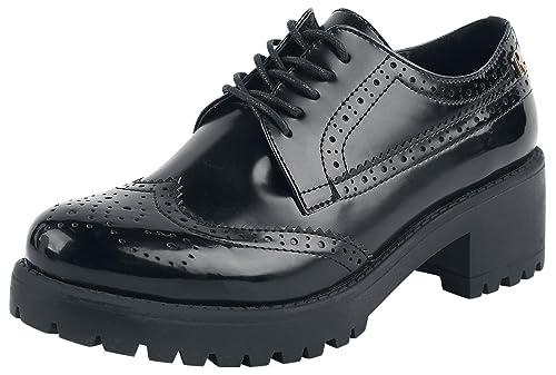 Refresh 063697, Zapatos de Cordones Oxford para Mujer: Amazon.es: Zapatos y complementos