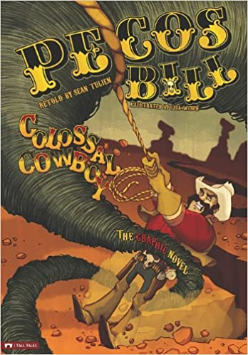 Pecos Bill (Tall Tales): Bill Balcziak, Roberta Collier-Morales ...