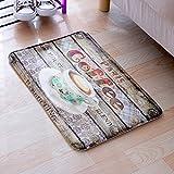 HOMEE Carpet-Padded Bedroom Bedside Thickening Carpet Yoga Foot Pad,10,4060Cm,4060Cm,2