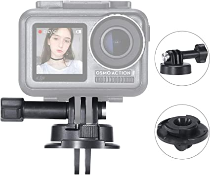 """19/"""" Tripod Accessory Bar Arm with 2 QR Quick Release Plates 6 Mounting Points"""