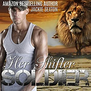 Her Shifter Soldier Audiobook