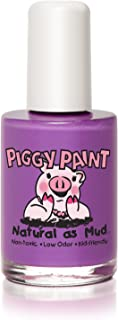 product image for Piggy Paint 100% Non-toxic Girls Nail Polish - Safe, Chemical Free Low Odor for Kids, Tutu Cool - Great Stocking Stuffer for Kids