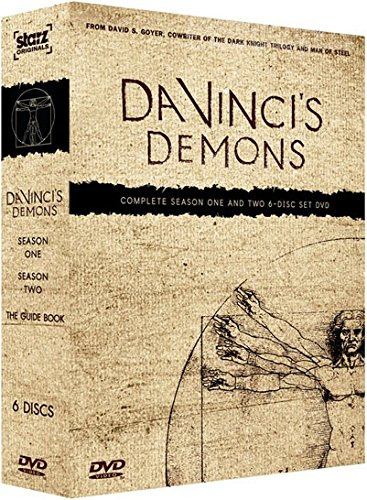 Da Vinci's Demons: The Complete Second Season (PAL - DVD Box Set 3 Disc)