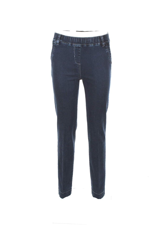 VIRGINIA BLU Jeans Donna 50 Denim Samira Autunno Inverno 2018/19