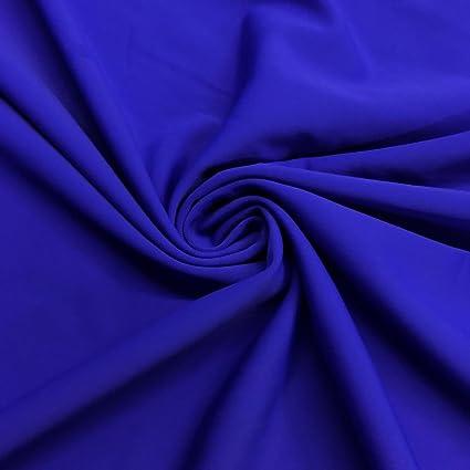 a534a106e06 Amazon.com: Lycra Matte Milliskin Nylon Spandex Fabric 4 Way Stretch ...