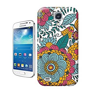 Unique Phone Case Flowers are blooming Hard Cover for samsung galaxy s4 cases-buythecase