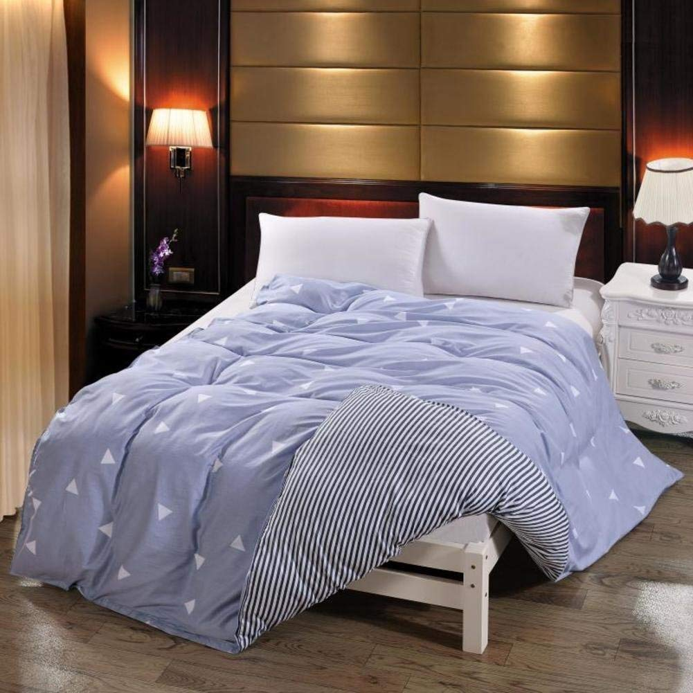 Yunyilian ベッドの裏地の綿のキルトカバーシングルピースカバー、シングルダブルベッドの項目 (Color : 220*240cm(87x94inch), サイズ : H) B07RJGRP7Y 220*240cm(87x94inch) H