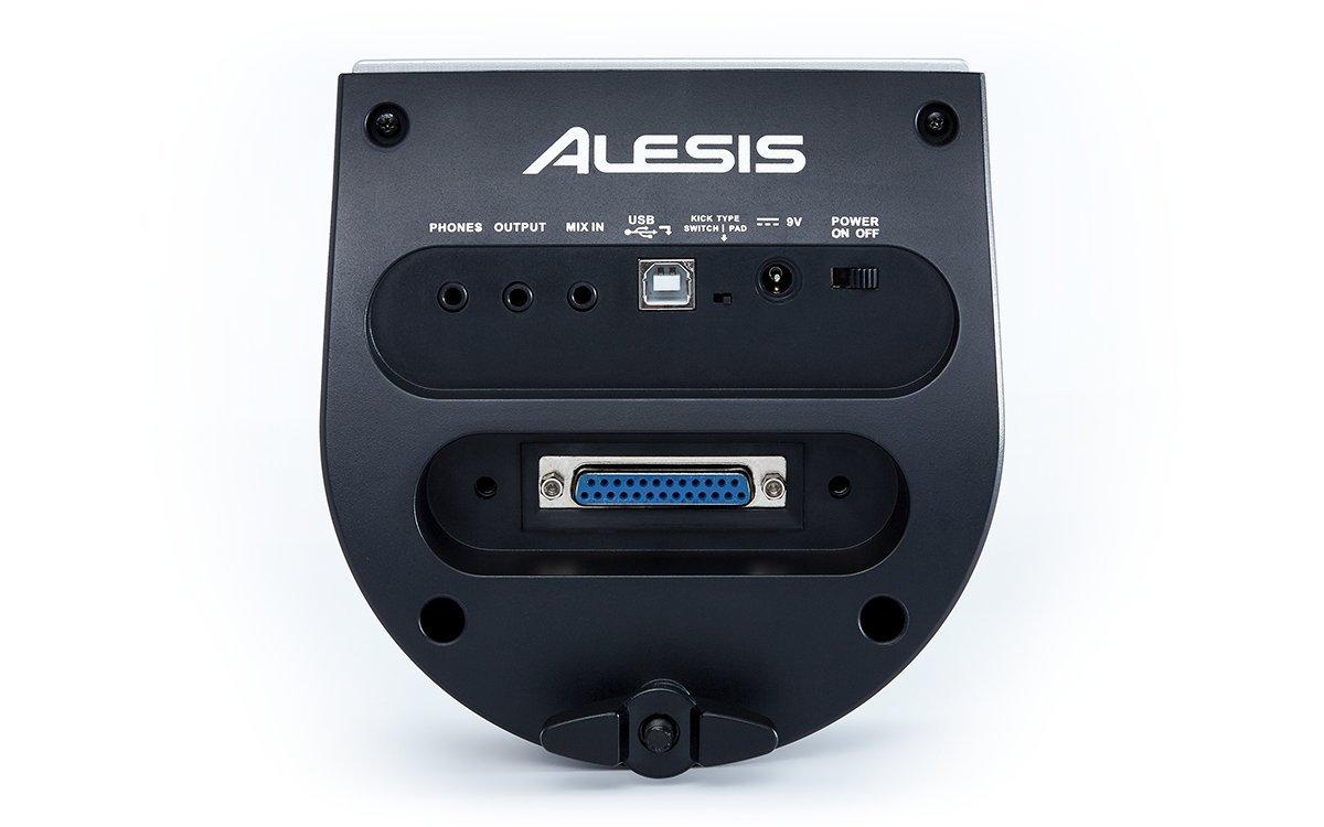 Alesis burst kit batteria elettronica completa con 7 pad 108 suoni